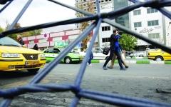 الصورة: العقوبات تهزّ إيران ورعب من انفجار الشارع