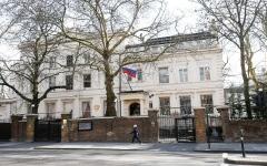 الصورة: بريطانيا : نصف الروس في لندن مخبرون