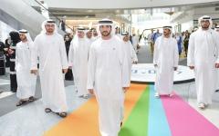 الصورة: حمدان بن محمد: استقطاب العقول نهج راسخ في دبي