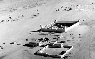 الصورة: قصر الحصن .. قصة البدايات والإنجازات