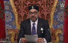 الصورة: محمد السادس يدعو الجزائر إلى حوار صريح وواضح