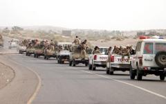الصورة: الحوثي يتجرع الهزيمة ويشكو فرار مقاتليه