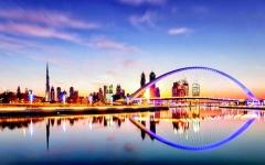 الصورة: الإمارات الثانية عالمياً في الأمان السياحي