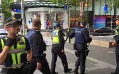 الصورة: الشرطة الاسترالية تكشف هوية مهاجم ملبورن