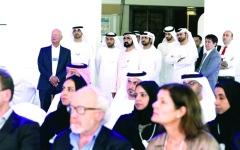 الصورة: 700 عالم يستشرفون المستقبل من دبي