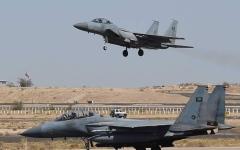 الصورة: التحالف العربي يطلب من أميركا وقف تزويد طائراته بالوقود