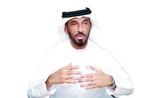 الصورة: الصورة: عبدالرحمن الحداد: الملك يمتلك مقومات البطل