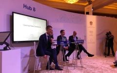 الصورة: انطلاق الاجتماع السنوي لمجالس المستقبل العالمية في دبي