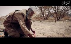 الصورة: بالصوت والصورة.. ألغام الحوثي الإيرانية جريمة حرب