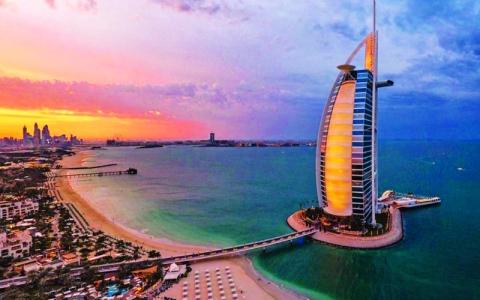 الصورة: برج العرب