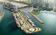 الصورة: دبي تتهيأ لتصبح عاصمة عالمية لمراسي اليخوت الفاخرة