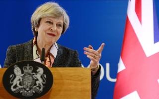 الحكومة البريطانية تؤيد مسودة اتفاق البريكست