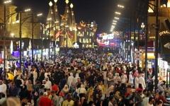 الصورة: 2000 شخصية محلية وعالمية ينشرون رسالة المحبة والسلام من دبي