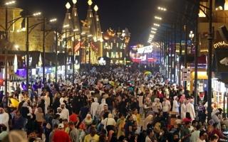 2000 شخصية محلية وعالمية ينشرون رسالة المحبة والسلام من دبي