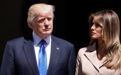 الصورة: ترامب يقيل مسؤولة في البيت الأبيض نزولاً عند رغبة زوجته