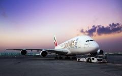 الصورة: ارتفاع إيرادات طيران الإمارات 10%