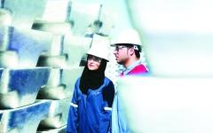 الصورة: الإماراتية تشارك بقوة في سوق العمل