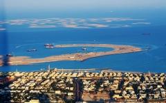 الصورة: «جزر العالم» أكثر مشروعات دبي طموحاً وفخامةً
