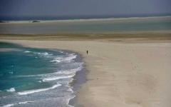 الصورة: مركز الأرصاد: لا يوجد أي تأثير على الدولة من المنخفض المداري في بحر العرب