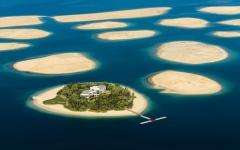 الصورة: «جزر العالم» تعود لقائمة الأكثر إقبالاً من المستثمرين