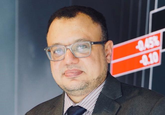 Image result for إيهاب رشاد الرئيس التنفيذي لشركة