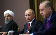 الصورة: كازاخستان تستضيف محادثات روسية وتركية وإيرانية حول سوريا