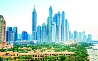 500 شركة عالمية تختار الدولة مركزاً لأعمالها في المنطقة