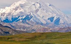 الصورة: زلزال بقوة 5.7 درجة يضرب ألاسكا