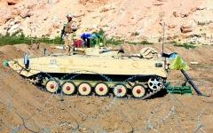 الصورة: داعش يلجأ لـ «حرب المفخخات» في العراق