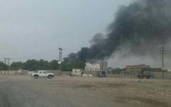 الصورة: قذائف الحوثيين تقتل 3 يمنيين بينهم طفلان في الحديدة
