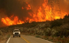 الصورة: شاهد.. أستراليا تحترق والسلطات تعلن حالة الطوارىء