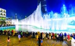 الصورة: 542 ألف زائر عماني لدبي في العام الجاري