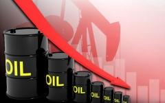 الصورة: أسعار النفط تهوي إلى أدنى مستوياتها في عام