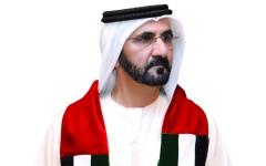 الصورة: محمد بن راشد: نحن مع السعودية في السرّاء والضرّاء