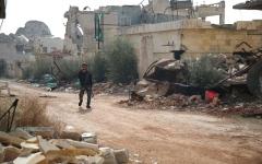 الصورة: نقاط المراقبة تشعل التوتّر الأميركي التركي في سوريا