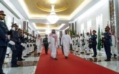 الصورة: محمد بن سلمان: العلاقات الإماراتية السعودية المتميزة تعزز استقرار المنطقة