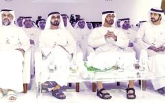 الصورة: محمـد بن راشد ومحمد بن زايد: الإمارات بقيادة خليفة ترسّخ مأسسة صناعة المستقبل.. واستدامـة التنمية غايتنا