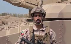 الصورة: جنودنا باليمن: تضحيات إخواننا الشهداء تزيدنا وحدة وصلابة