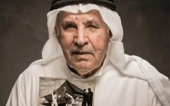 الصورة: الصورة: زارع الفل.. أحمد البستكي 85 سنة