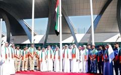 الصورة: «مطارات دبي»:نفتخر بتضحياتهم