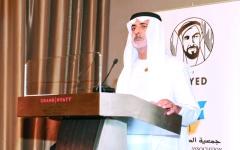 الصورة: نهيان بن مبارك: الإمارات رمز التعايش والتسامح عالمياً