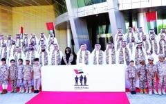 الصورة: دوائر دبي: دماء جنودنا شاهد على روح الفداء