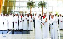 الصورة: «سوق دبي المالي»:ذكراهم في القلوب