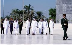 الصورة: شهداء الوطن في وجدان الإمارات