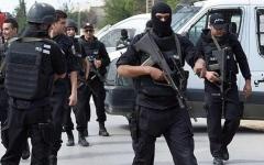 الصورة: هجوم إرهابي على دورية أمنية في القصرين التونسية