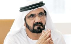 الصورة: مكالمة محمد بن راشد أسعدت شعب الإمارات