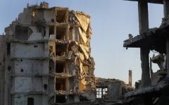 الصورة: النظام السوري يستهدف مناطق الهدنة الروسية- التركية