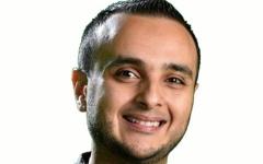 الصورة: الشاب الغزاوي وليد البنا أفضل مخترع في العالم العربي