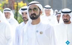 الصورة: محمد بن راشد يؤكد أهمية جعل الشباب في قلب إكسبو 2020 دبي