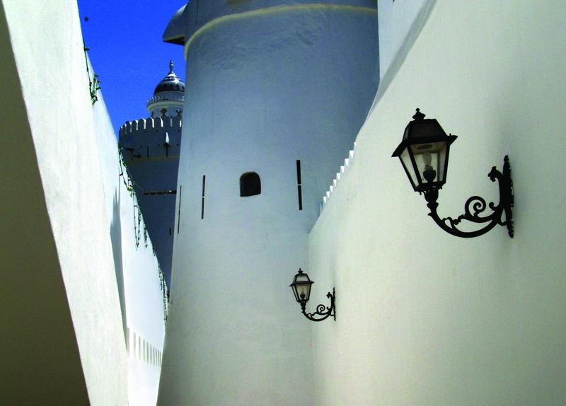 الحصن المرويّات العربية وقصص الرحّالة